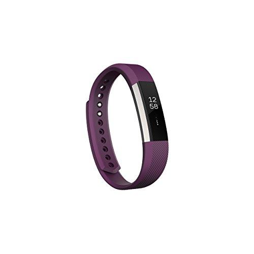 Fitbit Unisex Fitness Armband Alta, Pflaume, S